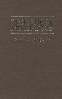 Mcquarrie mechanics statistical pdf