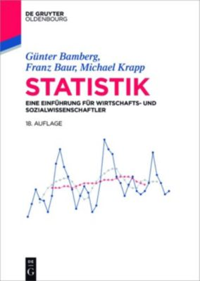 Statistik, Michael Krapp, Günter Bamberg, Franz Baur