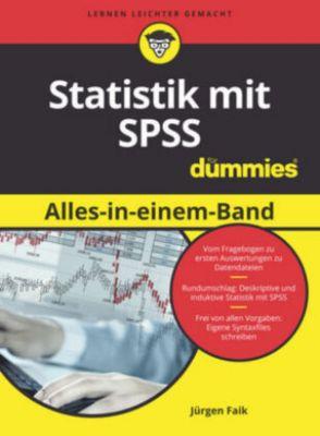 Statistik mit SPSS für Dummies, Jürgen Faik