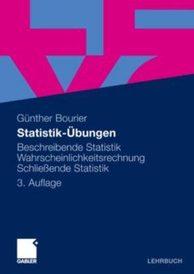 Statistik-Übungen, Günther Bourier