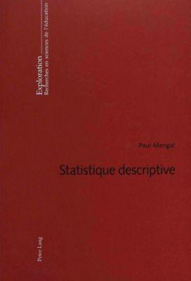 Statistique descriptive, Paul Mengal