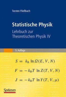 Statistische Physik, Torsten Fliessbach