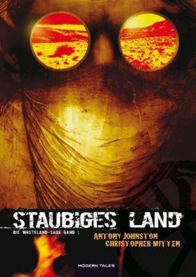 Staubiges Land, Anthony Johnston, Christopher Mitten