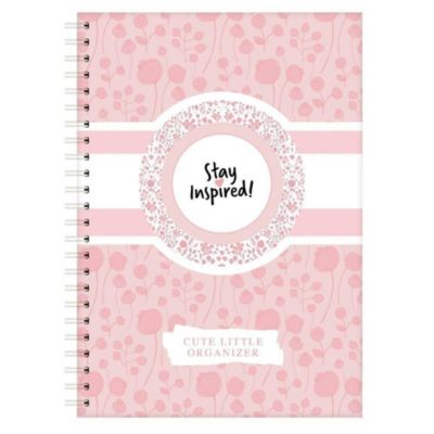 Stay inspired! - Terminkalender, DIN A5, Lisa Wirth