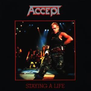 Staying A Life, Accept