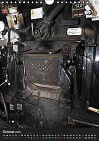 Steam Locomotive 01 150 / UK-Version (Wall Calendar 2019 DIN A4 Portrait) - Produktdetailbild 10