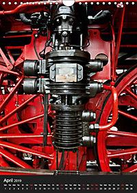 Steam Locomotive 01 150 / UK-Version (Wall Calendar 2019 DIN A4 Portrait) - Produktdetailbild 4