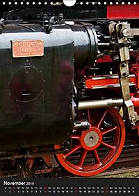 Steam Locomotive 01 150 / UK-Version (Wall Calendar 2019 DIN A4 Portrait) - Produktdetailbild 11
