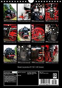 Steam Locomotive 01 150 / UK-Version (Wall Calendar 2019 DIN A4 Portrait) - Produktdetailbild 13