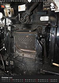Steam Locomotive 01 150 / UK-Version (Wall Calendar 2019 DIN A3 Portrait) - Produktdetailbild 10
