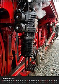 Steam Locomotive 01 150 / UK-Version (Wall Calendar 2019 DIN A3 Portrait) - Produktdetailbild 12