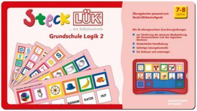 SteckLÜK: Grundschule Logik 2: Alter 7 - 8 (rot) -  pdf epub