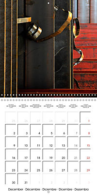 STEEL GRAFFITI (Wall Calendar 2019 300 × 300 mm Square) - Produktdetailbild 12