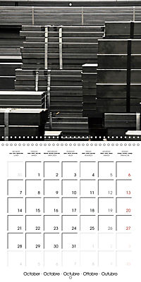 STEEL GRAFFITI (Wall Calendar 2019 300 × 300 mm Square) - Produktdetailbild 10