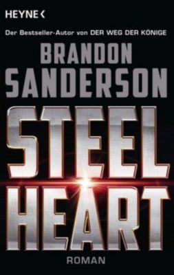 Steelheart, Brandon Sanderson