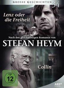 Stefan Heym Box - Lenz oder die Freiheit / Collin, Stefan Heym