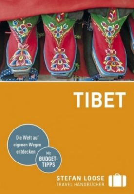 Stefan Loose Travel Handbücher Reiseführer Tibet, Oliver Fülling