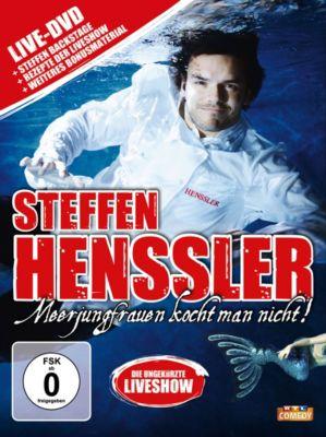 Steffen Henssler: Meerjungfrauen kocht man nicht!, Steffen Henssler