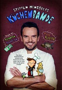 Steffen Hensslers Küchenbande (Cd Inkl.Buch), Steffen Henssler, Rabauken & Trompeten