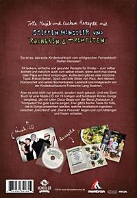 Steffen Hensslers Küchenbande (Cd Inkl.Buch) - Produktdetailbild 1