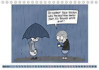 Steffen Huber Cartoons - 2019 (Tischkalender 2019 DIN A5 quer) - Produktdetailbild 4