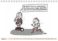 Steffen Huber Cartoons - 2019 (Tischkalender 2019 DIN A5 quer) - Produktdetailbild 3