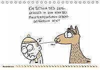 Steffen Huber Cartoons - 2019 (Tischkalender 2019 DIN A5 quer) - Produktdetailbild 11