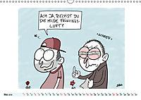 Steffen Huber Cartoons - 2019 (Wandkalender 2019 DIN A3 quer) - Produktdetailbild 5