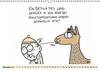 Steffen Huber Cartoons - 2019 (Wandkalender 2019 DIN A3 quer) - Produktdetailbild 11