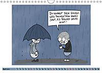 Steffen Huber Cartoons - 2019 (Wandkalender 2019 DIN A4 quer) - Produktdetailbild 4