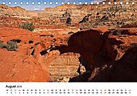 Steinbögen im Südwesten der USA (Tischkalender 2019 DIN A5 quer) - Produktdetailbild 8