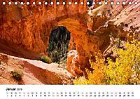 Steinbögen im Südwesten der USA (Tischkalender 2019 DIN A5 quer) - Produktdetailbild 1