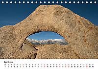 Steinbögen im Südwesten der USA (Tischkalender 2019 DIN A5 quer) - Produktdetailbild 4