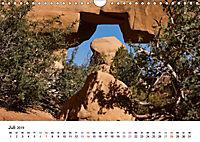 Steinbögen im Südwesten der USA (Wandkalender 2019 DIN A4 quer) - Produktdetailbild 7