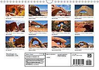 Steinbögen im Südwesten der USA (Wandkalender 2019 DIN A4 quer) - Produktdetailbild 13
