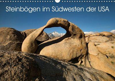 Steinbögen im Südwesten der USA (Wandkalender 2019 DIN A3 quer), U. Gernhoefer