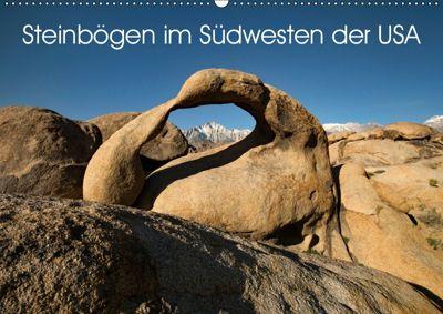 Steinbögen im Südwesten der USA (Wandkalender 2019 DIN A2 quer), U. Gernhoefer
