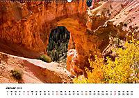Steinbögen im Südwesten der USA (Wandkalender 2019 DIN A2 quer) - Produktdetailbild 1