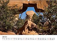 Steinbögen im Südwesten der USA (Wandkalender 2019 DIN A2 quer) - Produktdetailbild 7