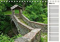Steinbogenbrücken in Italien (Tischkalender 2019 DIN A5 quer) - Produktdetailbild 3