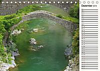 Steinbogenbrücken in Italien (Tischkalender 2019 DIN A5 quer) - Produktdetailbild 12