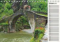 Steinbogenbrücken in Italien (Tischkalender 2019 DIN A5 quer) - Produktdetailbild 10