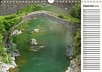 Steinbogenbrücken in Italien (Wandkalender 2019 DIN A4 quer) - Produktdetailbild 12