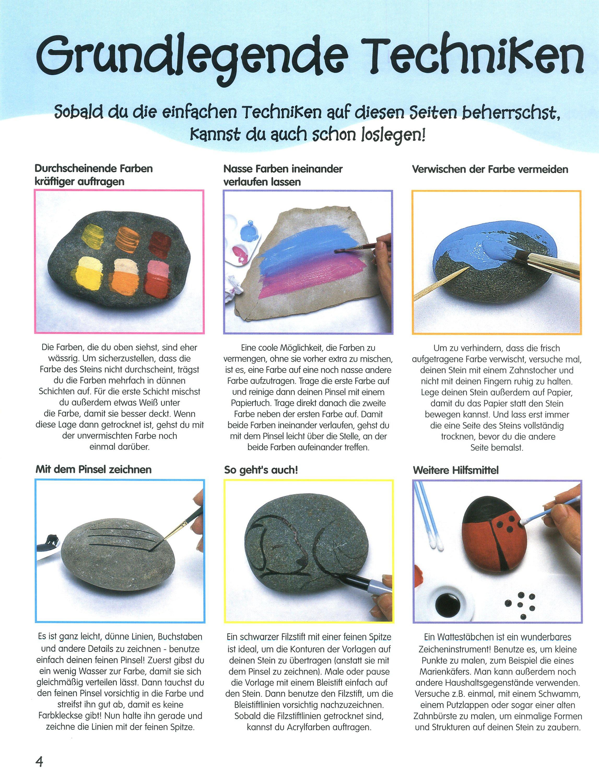 Steine Bemalen Buch Von Diana Fisher Portofrei Bei Weltbild Ch