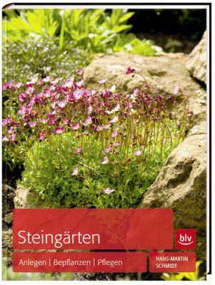 Steingärten, Hans M. Schmidt