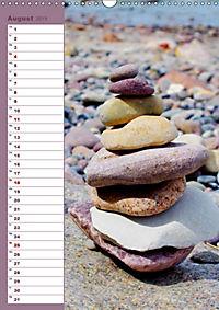 Steinmanderl - Der Steinmännchen Geburtstagskalender (Wandkalender 2019 DIN A3 hoch) - Produktdetailbild 8
