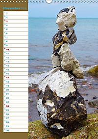 Steinmanderl - Der Steinmännchen Geburtstagskalender (Wandkalender 2019 DIN A3 hoch) - Produktdetailbild 11