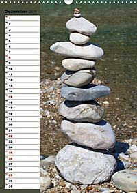 Steinmanderl - Der Steinmännchen Geburtstagskalender (Wandkalender 2019 DIN A3 hoch) - Produktdetailbild 12