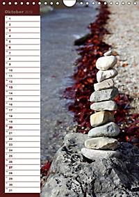 Steinmanderl - Der Steinmännchen Geburtstagskalender (Wandkalender 2019 DIN A4 hoch) - Produktdetailbild 10