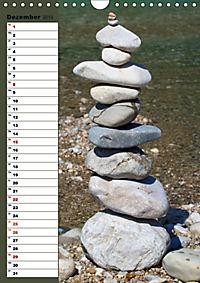 Steinmanderl - Der Steinmännchen Geburtstagskalender (Wandkalender 2019 DIN A4 hoch) - Produktdetailbild 12